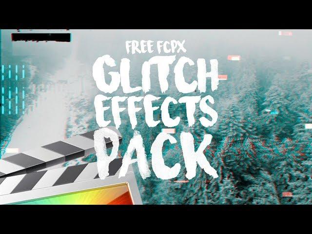 Free Glitch Effects Pack for Final Cut Pro X | Cavus Media