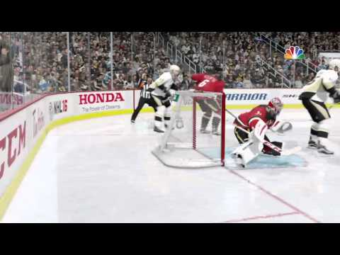 Calgary Flames @ Pittsburgh Penguins Stanley Cup Finals Game 7