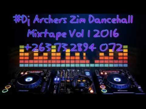 ZIM DANCEHALL Vol 1 2016 #Dj Archers Mc Stobborn Ent