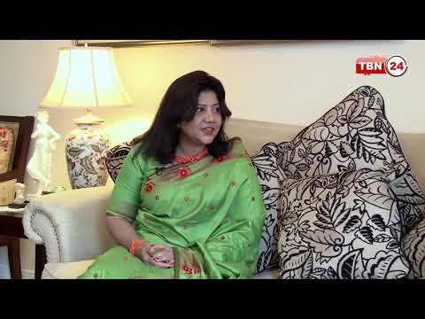 TBN Special Talk Show Shamim Ahsan with Shamim Al Amin
