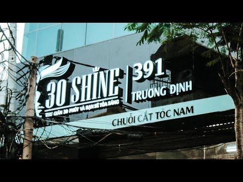 30Shine   Khai trương 30SHINE 391 Trương Định , Q.Hoàng Mai, HN