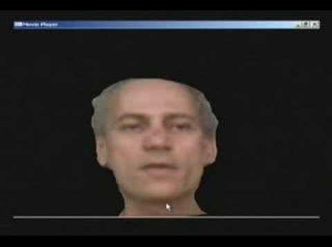 Real-Time Video View Morphing