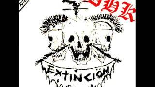 DHK - Extincion ( 2014  )