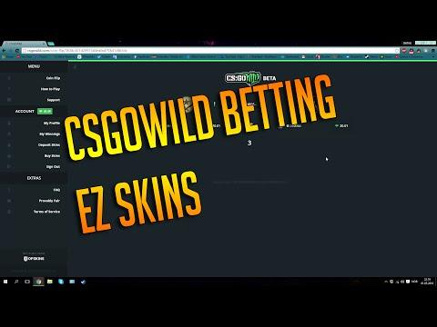 CS:GO - CSGOWILD BETTING
