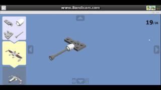 X-wing lego instruction / Інструкція по збірці Х-крив