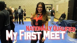Meet Day Of My First Powerlifting Meet | Qualifying For Nationals | Will I Compete Again?