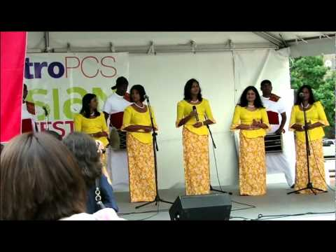 Sri Lankan Performance at the Dallas Asian Festival 2012.wmv
