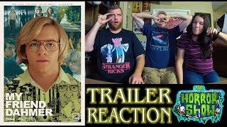 """My Friend Dahmer"" 2017 Trailer Reaction - The Horror Show"