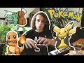 Making spicy beats using POKEMON SOUNDS