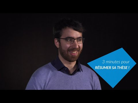 La thèse de Simone Coniglio en 180 secondes : lauréat d'un prix de thèse 2020 Fondation ISAE-SUPAERO