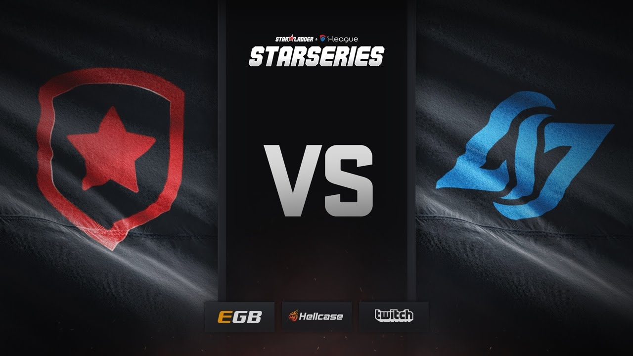 [EN] Gambit vs CLG, cobblestone, SL i-League StarSeries Season 3 Finals