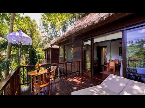 Villa di Ubud Bali Untuk Honeymoon dengan Nuansa Pedesaan