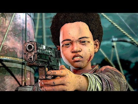 THE WALKING DEAD Game Season 4 EPISODE 3 ALL ENDINGS (The Final Season)