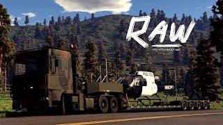RAW Kickstarter 2019   Трейлер игры.