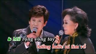 Karaoke Sầu Tím Thiệp Hồng (THIẾU GIỌNG NỮ)