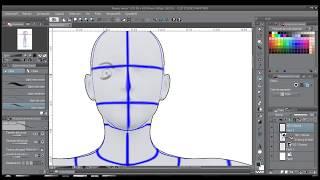 CLIP STUDIO PAINT - Problem with 3D models - SOLUTION (ENG-SPA Subtitle)