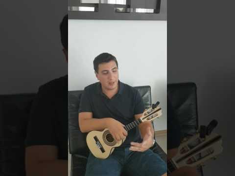 Cavaquinho Junio Americo Luthier, espetacular!!!