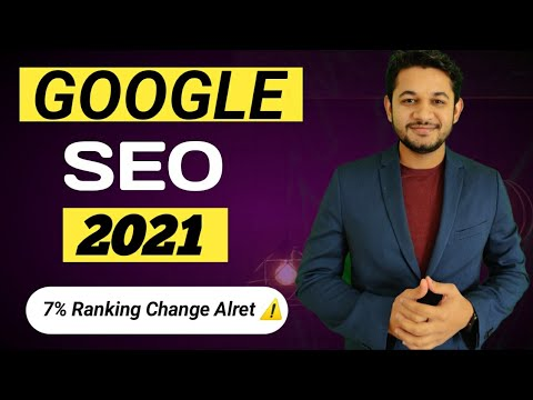 What Will Be The New SEO in 2021: Change in Google Ranking