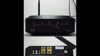 Configurar Router Cisco DPQ2425