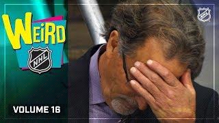 Weird NHL Vol. 16