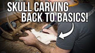 Skull Carving Tutorial: Back To Basics!