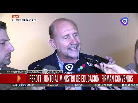 Perotti: Estamos en una verdadera emergencia