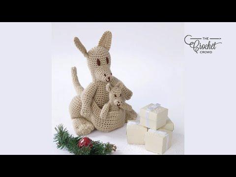 Ravelry: kangaroo pattern by Carolyne Brodie | 360x480