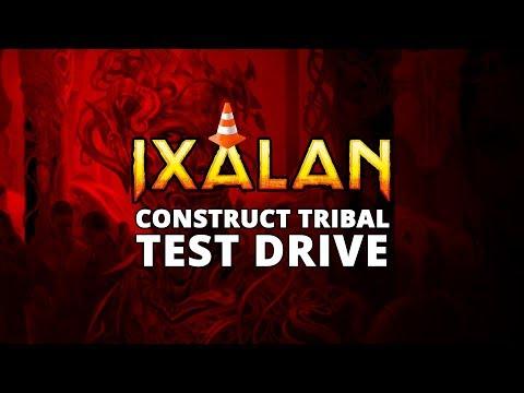 Construct Tribal Ixalan Standard Test Drive | MTG
