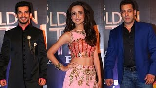 Golden Petal Awards 2016 Red Carpet – Salman Khan,Sanaya Irani & more GPA 2016
