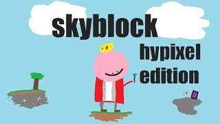 the hypixel skyblock experience