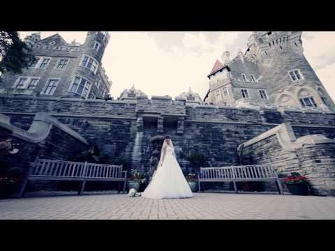 Tatiana & Amana Wedding - Casa Loma