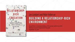 Building relationship-rich environments