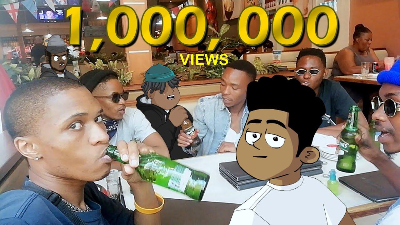 Mzansi's Got Magic BTS | Thanks for 1 Million views