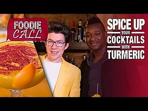 Turmeric Spiced Cocktail: Foodie Call with Justin Warner
