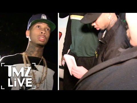 TYGA SERVED, More Legal Problems | TMZ Live