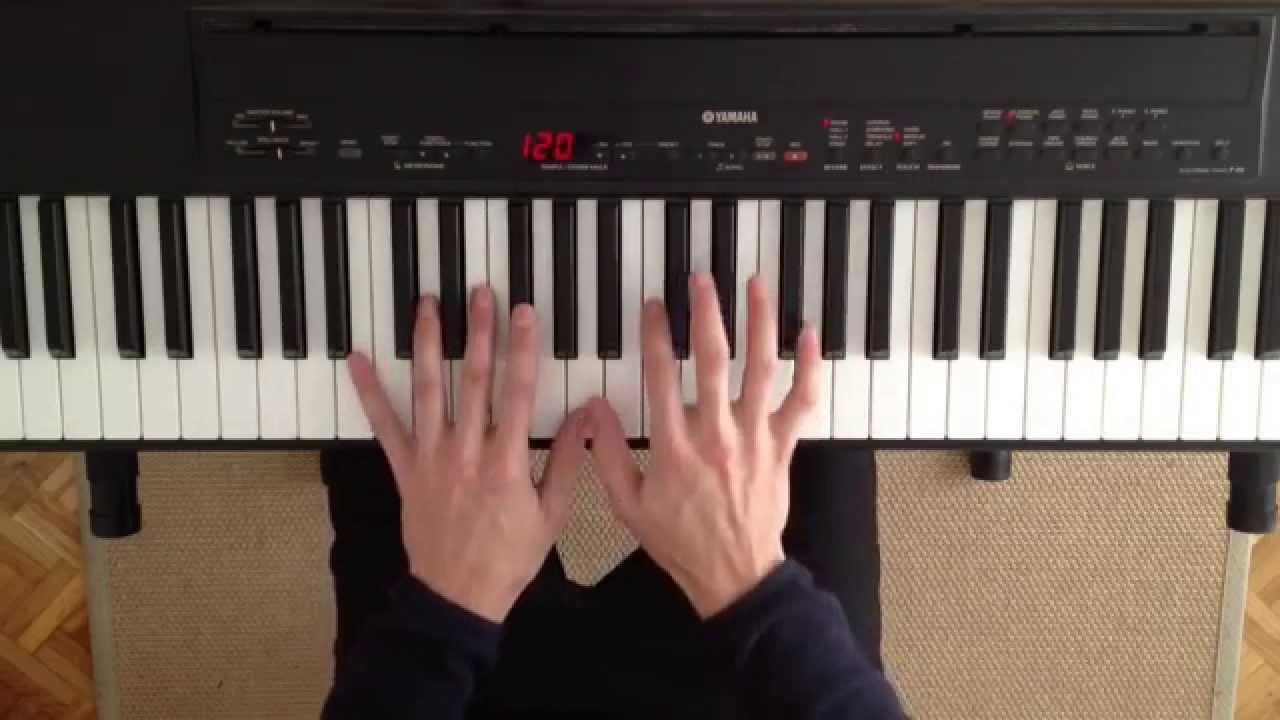 partitura para piano historia de amor pdf