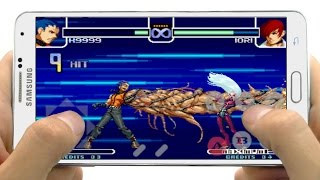 vuclip Los Mejores Poderes Escondidos en la King of Fighters 2002 / Tutorial de Escondidos # 3