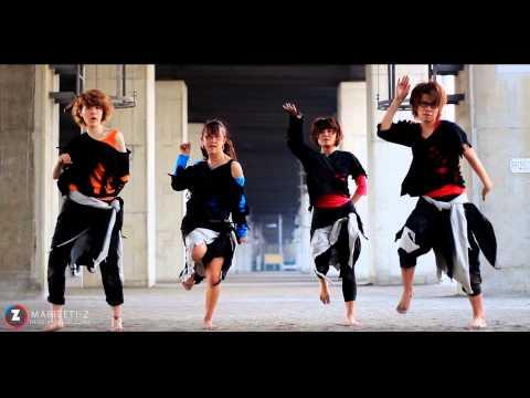 【まびてちZ】ヘイセイカタクリズム 踊ってみた【 オリジナル振り付け】