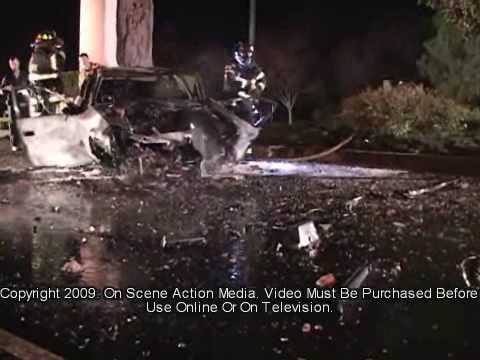 Fatal Car Accident West Sacramento 10-17-2009