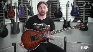 ESP Guitars: LTD EC-1000/EC-1007 EverTune Demo