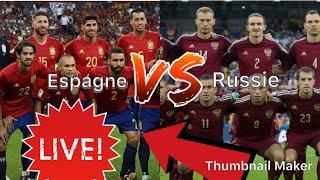 ESPAGNE VS RUSSIE COUPE DU MONDE 2018 GOALS 3-2