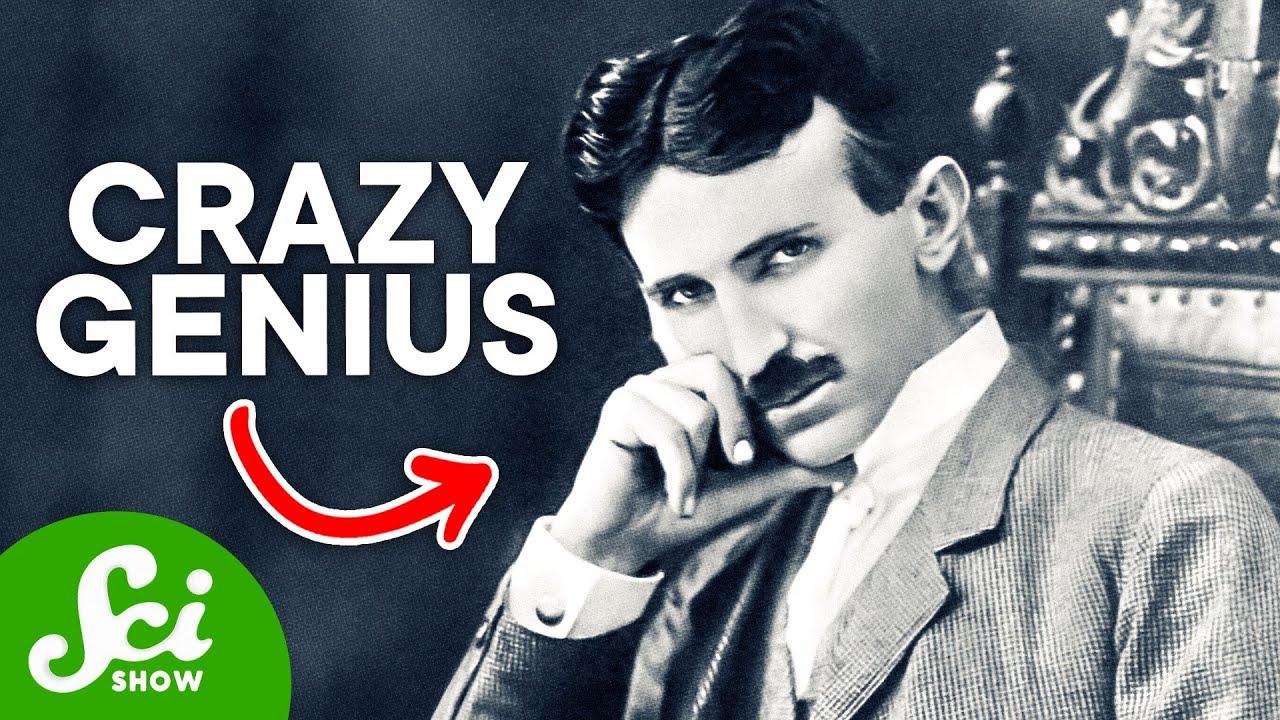 Nikola Tesla: Great Minds