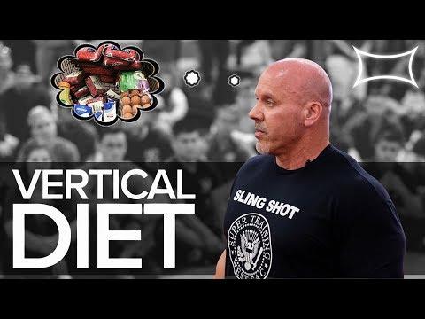 Stan Efferding Talks 'The Vertical Diet'