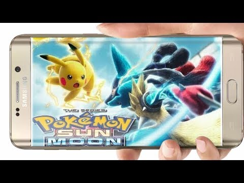 Images of sun and moon pokemon game for android app