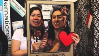 UCLU Welcome Fair 2015