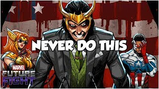 Crazier Hair or Crazier Teams?! You Tell Me - Marvel Future Fight