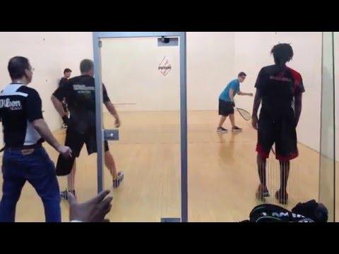 2013 Xmas Classic, Men's Open Final - Zelada/Clay vs. Warigon/Matthews