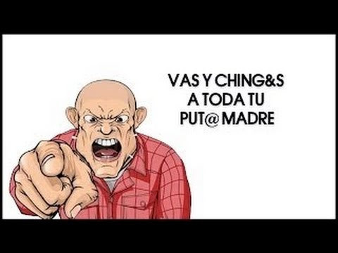 Panda Show Mejores Bromas - Clásica - Vas y ching@s a toda tu put@ madre (Sin Censura)