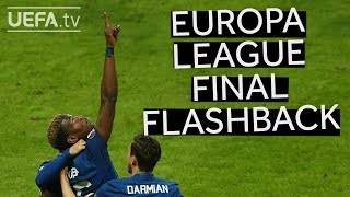 POGBA, FALCAO, IVANOVIĆ: Europa League final flashback