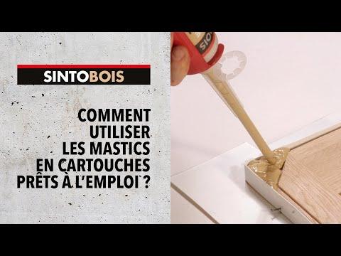 Durcir bois consolider menuiseries int rieur ext ri for Mastic bois exterieur